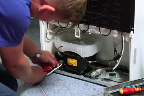 Пайка испарителя холодильника